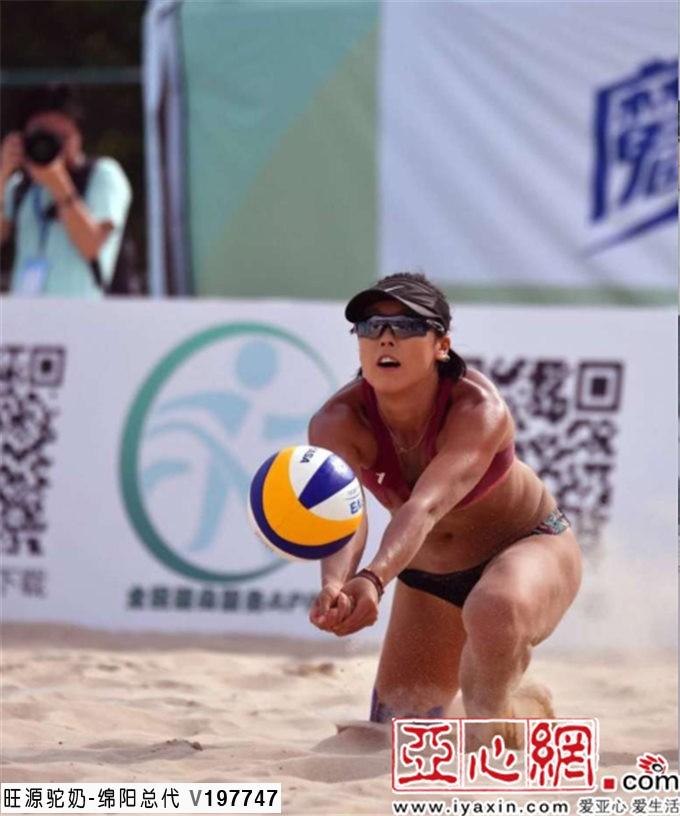 新疆日报丨全国巡回赛总决赛 新疆女子沙排队夺冠