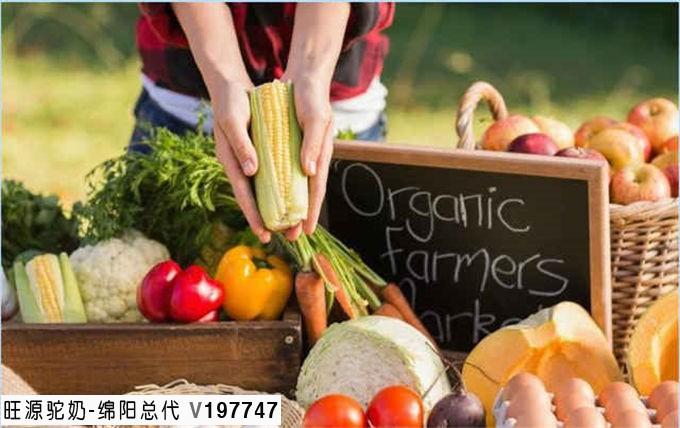 带您了解旺源驼奶2020年有机食品认证