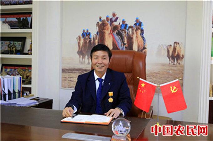 旺源骆驼奶绵阳总代理为您提供:中国农民网丨福海县:陈钢粮--积极创建骆驼产业精准扶贫模式铸就边疆贫困